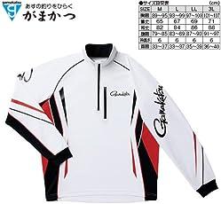 がまかつ(Gamakatsu) シャツ コカゲマックス ジップ GM-3471
