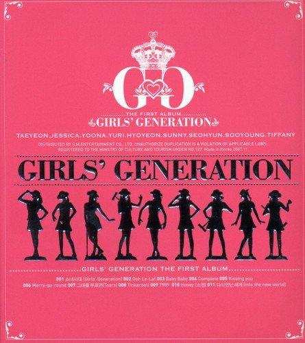 少女時代 1集 - 少女時代(韓国盤)の詳細を見る