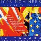 レイバン 1998ノミニーズ~ベスト・ヒッツ・アルバム