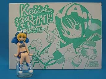 GSIクレオス 宮沢模型限定版Keiちゃんの塗装ガイド