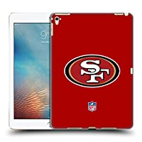 オフィシャル NFL プレーン サンフランシスコ・フォーティナインヤーズ ロゴ iPad Pro 9.7 (2016) 専用ハードバックケース