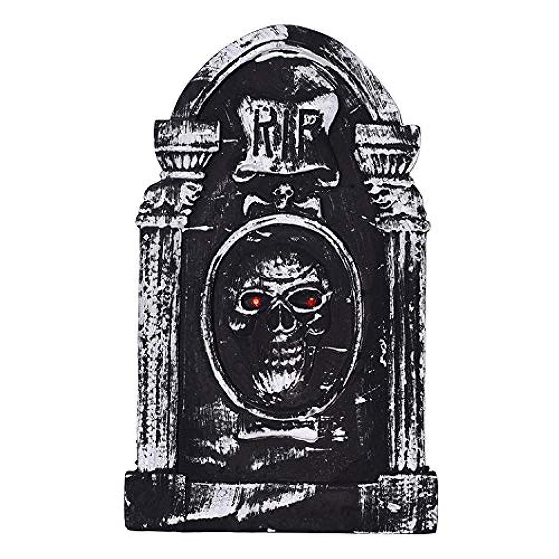 郊外振り返る世紀ETRRUU HOME ハロウィーンステレオトゥームストーンバーお化け屋敷タトゥーショップシークレットルームシミュレーション恐怖悪装飾的な小道具