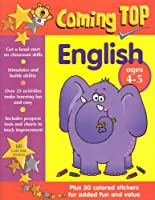 Coming Top English: Ages 4-5 (Coming Top...)