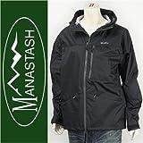 (マナスタッシュ) MANASTASH コンパクト パーカージャケット ストレッチシェル 2.5 COMPACT STRETCH SHELL 7122023-09 XL