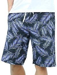 【OSYAREVO】水着 サーフパンツ メンズ 海パン 海水パンツ サーフショーツ 大きいサイズ
