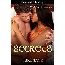 Secrets (Passion Shields Book 2)