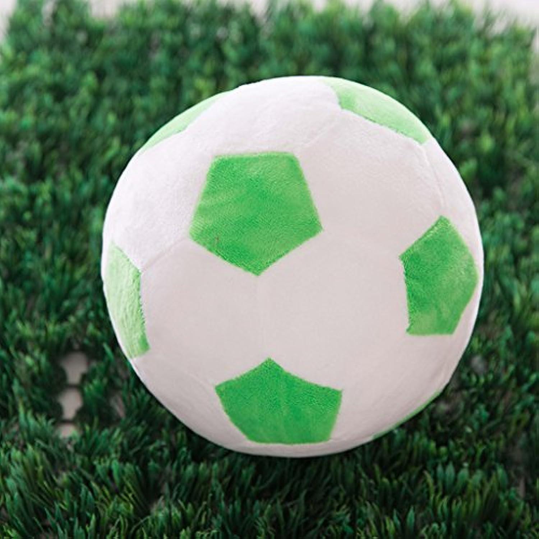 hohome 25 cm Football形状ぬいぐるみ人形マスコットボールサッカーPlush Toy Kidsベビーギフト新しい