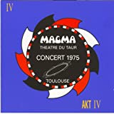 Magma 1975 théâtre du taur