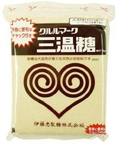 伊藤忠製糖 三温糖 1kg