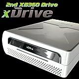 Xbox360 xDrive SD WHITE / Xbox360専用外付けDVDドライブケース