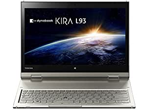 東芝 dynabook KIRA L93/39M