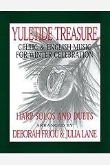 Yuletide Treasure Celtic & English Music for Winter Celebration Spiral-bound