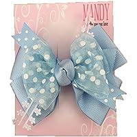 MANDY Boutique Bow Aqua