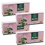 蓮茶(蓮花茶) はす茶 ティーバッグ25袋×4箱セット