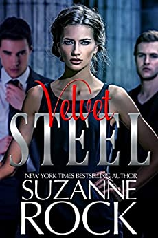 Velvet Steel by [Rock, Suzanne]