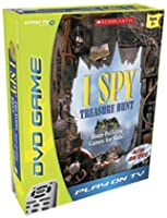 [スナップティービー]Snap Tv I Spy Treasure Hunt DVD Game DIS01S [並行輸入品]