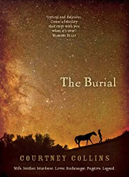 The Burial by [Collins, Courtney]