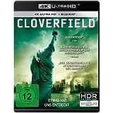 クローバーフィールド/HAKAISHA [4K UHD + Blu-ray UHDに日本語有りリージョンフリー](Import版) Cloverfield