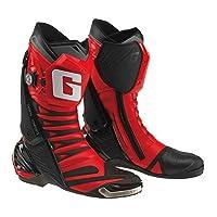 GAERNE(ガエルネ) レーシングシューズ GP-1 EVO/ジーピーワン エボ レッド 28.0cm 【総輸入元:ジャペックス】