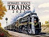 Howard Fogg's Trains Calendar