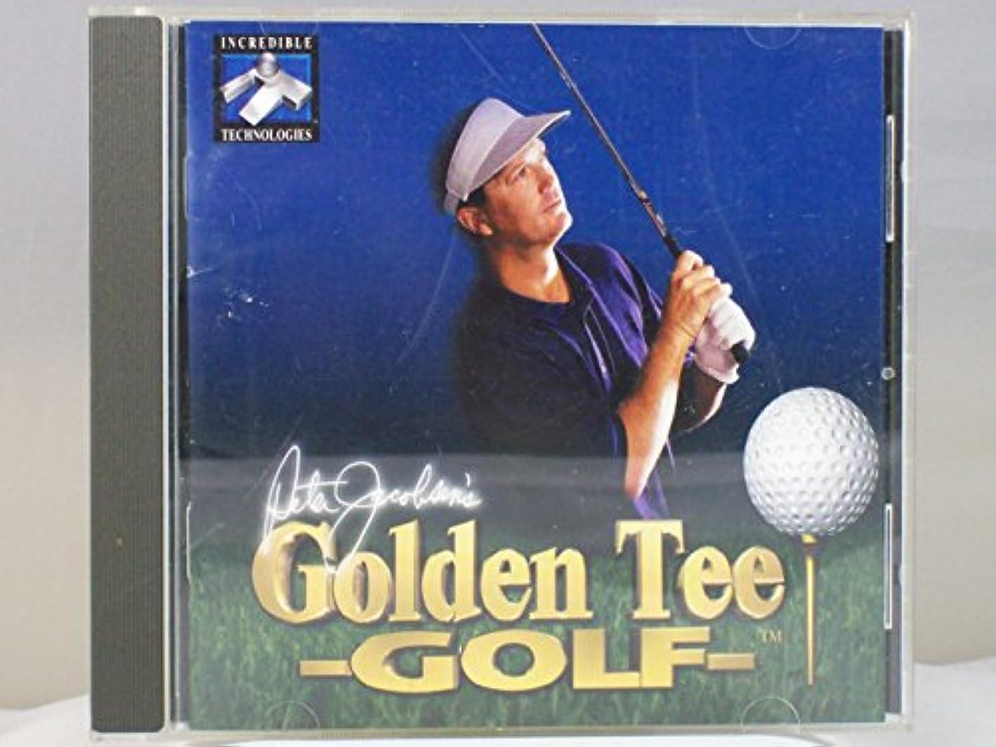 部門乳ほとんどの場合Golden Tee Golf (輸入版)