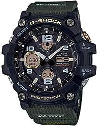 CASIO(カシオ) G-SHOCK G-ショック MUDMASTER マッドマスター GWG-100-1A3 ブラック×カーキ 腕時計 メンズ [並行輸入品]
