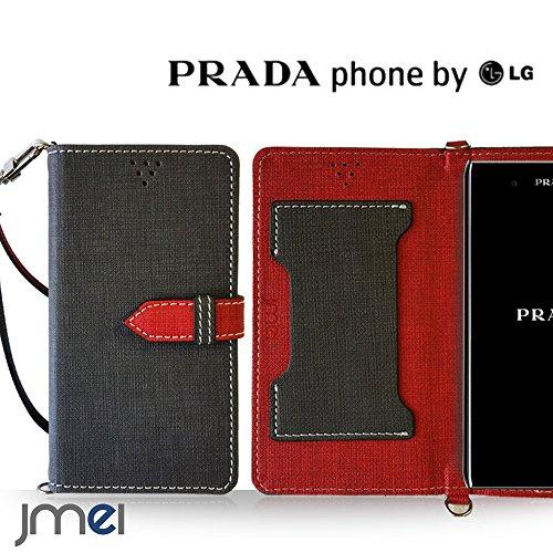 PRADA Phone by LG L-02D ケース JM...