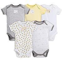 Burt's Bees Baby Baby Boys' Sky Prints