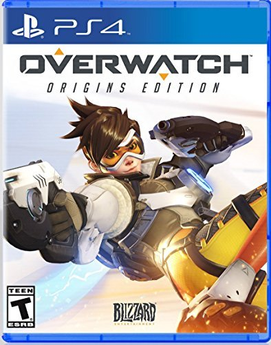 Overwatch - Origins Edition - PlayStation 4 【You&Me】 [並行輸入品]