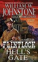 Hell's Gate (Flintlock: Thorndike Press Large Print Western)