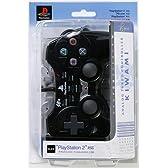 PlayStation2専用 アナログ連射コントローラ「極」 ブラック