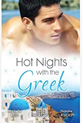 Hot Nights With The Greek - 3 Book Box Set (Bedded by Blackmail) Kindle Edition