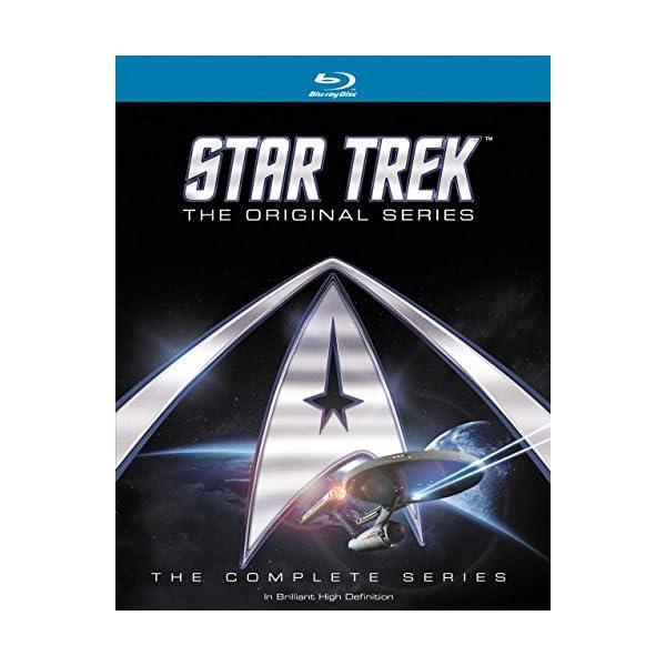 スター・トレック:宇宙大作戦 Blu-rayコ...の紹介画像2