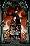 Charlie and the Chocolate Factoryポスター–ジョニー・デップ