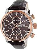 SEIKO [セイコー] クオーツ クロノグラフ 腕時計 SNAF52P1 メンズ 『並行輸入品』