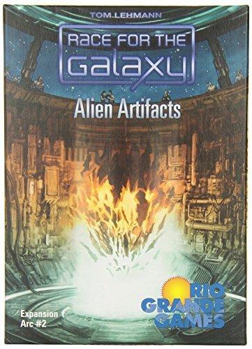 Race for The Galaxy: Alien Artifacts [並行輸入品]