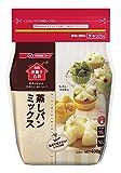 日清お菓子百科 蒸しパンミックス 400g