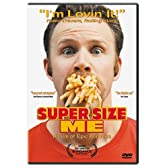 Super Size Me [DVD] [Import]