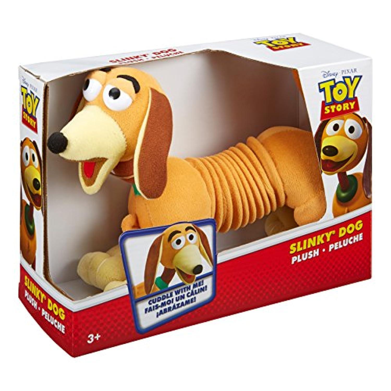 トイストーリー スリンキードッグ ぬいぐるみToy Story Slinky Dog Plush Doll