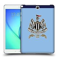 オフィシャルNewcastle United FC NUFC 2017/18 Away Crest 125 Year アニバーサリー Samsung Galaxy Tab A 9.7 専用ハードバックケース