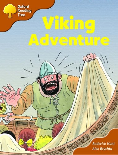 Oxford Reading Tree: Stage 8: Storybooks (magic Key): Viking Adventureの詳細を見る