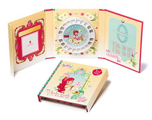 Baby Tooth Album 「リニューアル版」 ストロベリーショートケーキ Strawberry Shortcake 乳歯ケース 乳歯入れ