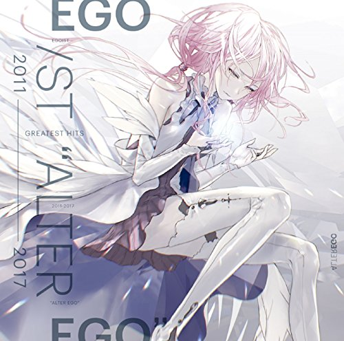 "EGOIST – GREATEST HITS 2011-2017 ""ALTER EGO"" [FLAC / 24bit Lossless / WEB] [2017.12.27]"