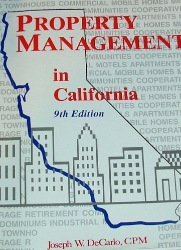 Download Property Management in California 0937841277