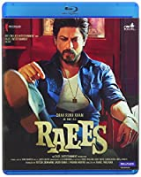Raees (Brand New Single Disc Bluray, Hindi Language, With English Subtitles, Relesed By Reliance)