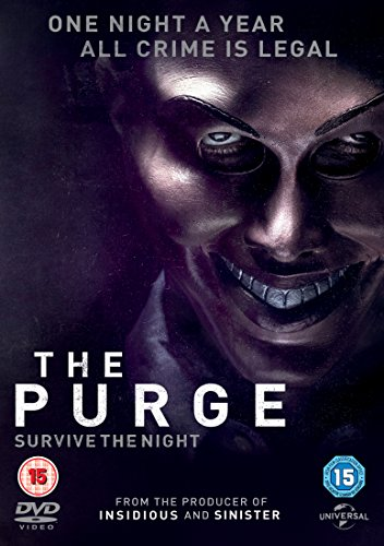 The Purge [DVD] [Import]の詳細を見る