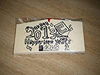 AKB48 カフェ&ショップ 2013ハッピーバッグ・絵馬1枚
