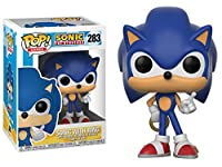 Pop! Games: Sonic the Hedgehog - Sonic (With Ring) (製造元:Funko) [並行輸入品]
