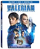 Valerian & the City of a Thousand Planets [Blu-ray] [Import]