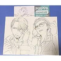 ヴィクトル&勇利セット ユーリ!!! on ICE MAPPA SHOW CASE 一挙劇場上映連動企画 ポストカード 勇利 半券付き